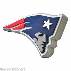 New England Patriots 3D Foam Logo Sign Visit our website for more: www.thesportszoneri.com