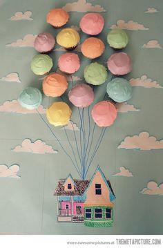 Up Cupcakes…