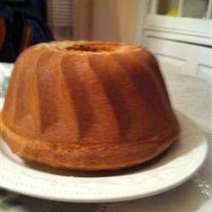 Cream Cheese Pound Cake I Recipe (easy cake recipes marble)