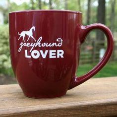 Greyhound Lover's Mug