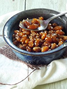 Kongjang (Sweet and Savory Korean Simmered Soybeans