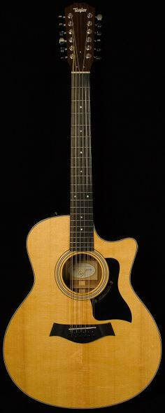 Acoustic Electric Guitars Taylor 512e Acoustic Guitar 2016 Year With Traditional Methods