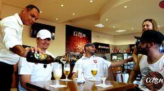 Cotton Café um ponto de encontro com de amigos e famílias.
