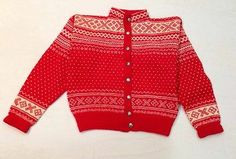 Label: Hand knitted in Norway, United Knitwear Co