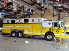 Bay District FD Rescue 3