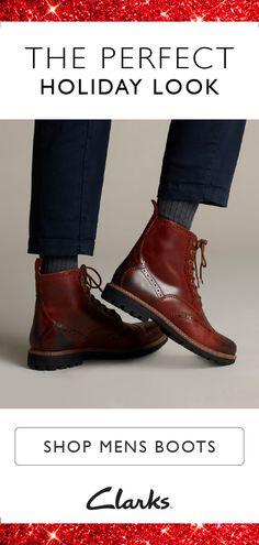 9818c5ee81f Men s Boots - Clarks® Shoes Official Site