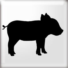 1000+ images about (S) STENCILS - pigs on Pinterest | Pigs ...