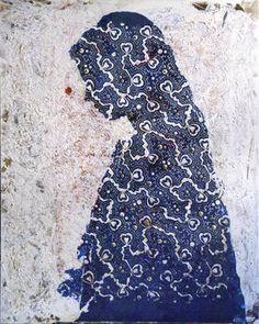 "#art |  Saatchi Art | Artist andrea chisesi; ""Dama"""