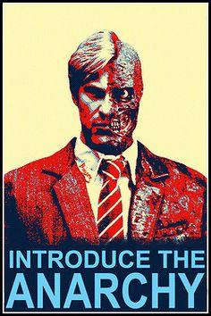 introduce the anarchy