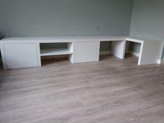 Decor, Furniture, House, Home, Color, Corner Desk, Inspiration, Desk