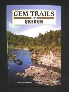 We have some great rocks in Oregon.  If you ever want to go out rock hunting, this is the book to bring!  We have almost every rock hunting book for every state in the country, too.