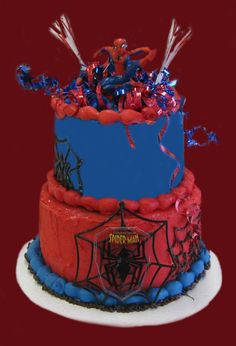 Birthday cake spiderman ✅ Best 79 ideas of Birthday cake spiderman 2019 with our website HD Recipes. Spiderman Birthday Cake, Cool Birthday Cakes, 4th Birthday, Birthday Parties, Birthday Ideas, Cupcake Cakes, Cupcakes, Birthdays, Sweets