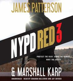 NYPD Red 3 by James Patterson & Marshall Karp