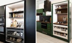 Muuttovalmiin talon perhekeittiössä arki sujuu - Topi-Keittiöt Bathroom Medicine Cabinet