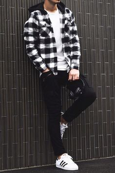 Mens Casual Dress Outfits, Mens Fall Outfits, Stylish Mens Outfits, Stylish Clothes For Men, Guy Outfits, Most Stylish Men, Outfits For Teenage Guys, Cool Outfits For Men, Street Casual Men