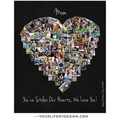 MOM LOVE today!! ❤️24x30 with 80 photos❤️ heart collage by #yourlifemydesign #etsy #etsyhunter #etsyfinds #etsysellers #etsyshop #etsylove #love #instagood #photooftheday #happy #lovelife #inlove #mami #loveit #loveyou #lovethisgirl #lovethisguy #loveyouguys #loveisintheair #collageart #bestgiftever #loveit #mom #loveher #mama #girlfriend #bestfriends #maman via @latergramme