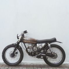 motomood: Honda CB125: