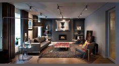 Renovating a three-bedroom apartment in London #apartments #London #interiordesign