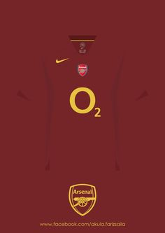 My appreciation to my favourite football team since i was 10 years old. Arsenal kit collection from season to and includes Arsenal next season kit, sponsor by Puma even its still not official yet. Arsenal Fc, Arsenal Jersey, Arsenal Football, Fifa Football, World Football, Football Kits, Arsenal Pictures, Arsenal Wallpapers, Soccer Skills