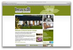 A simple, but comprehensive, single page website for Braeval Garden Cottage in Carrbridge, Scotland http://www.braevalgardencottage.co.uk/
