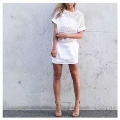 Agathavpw x Magali Pascal http://magalipascal.com #magalipascal #agathavpw #bali #sydney #paris #Newyork #fashion #model #blogger #lace #whitelace