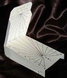 Sundials on the Internet - Five sundial projects for you to make