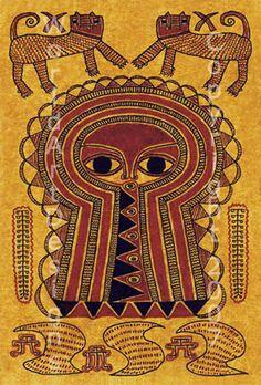 Ethiopian scrolls
