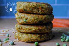 Ben je op zoek naar een snel en simpel recept voor groenteburgers? Kijk dan snel hier hoe je zelf deze heerlijke vegetarische burgers maakt. Paleo, Vegan Vegetarian, Vegetarian Recipes, Healthy Recipes, Healthy Comfort Food, Healthy Snacks, Happy Foods, Falafel, Quick Recipes