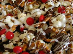 The Royal Cook: Chocolate Popcorn Gobble