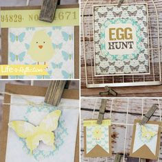 We love these Egg Hunt Party Printables from Life-N-Reflection featured on The 36th Avenue!