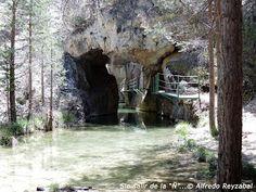"""...Sin salir de la """" Ñ """"...: Barranco de la Hoz (Teruel)"""