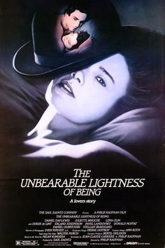 "I think this was the 1st ""adult style"" book I read, then saw the movie. The Unbearable Lightness of Being ☛ http://www.imdb.com/title/tt0096332/"
