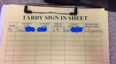 A mom was running late to drop off her daughter at school. Reason seems legit.