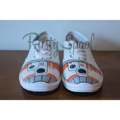 Discover recipes, home ideas, style inspiration and other ideas to try. Painted Canvas Shoes, Custom Painted Shoes, Hand Painted Shoes, Custom Shoes, Crazy Shoes, New Shoes, Nerd Merch, Sharpie Shoes, Star Wars Shoes