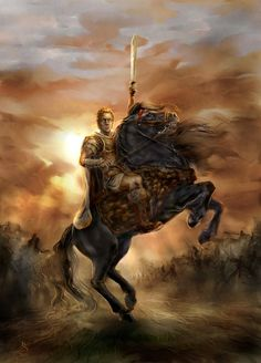 Alejandro Magno, por Kirsi Salonen. Más en www,elgrancapitan.org/foro