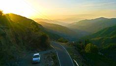 Sunrise Over Chakrata