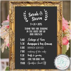 Chalkboard for Wedding Reception Inspirational Items Similar to Wedding Program Of events Chalkboard Sign Of 62 Fresh Photograph Of Chalkboard for Wedding Reception Wedding Reception Schedule, Wedding Day Itinerary, Wedding Planning Tips, Wedding Programs, Wedding Ideas, Reception Games, Reception Ideas, Wedding Inspiration, Wedding Destinations