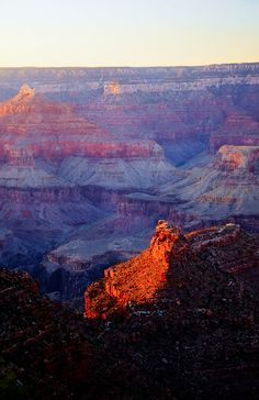 Grand Canyon... A place I have always wanted to go to, ever since I created my own World Atlas in the 3rd grade. The beauty and geography of it fascinates me. #Motel6UBL