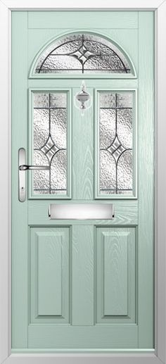 2 Square 1 Arch Composite front doors fitting and installation by Just Value Doors your & 1930u0027s Style Composite Doors | Composite Door Prices | Stuga ... pezcame.com