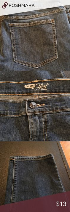 Old Navy Flirt jeans size 20 R Cute pair of old navy jeans in Sz 20 R old navy Jeans Skinny
