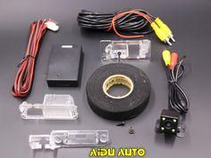 Buy RCD330 PLUS AV REAR VIEW CAMERA For VW Golf 5 /6/7 JETTA Mk5 MK6 TIGUAN Passat B6 B7 Octavia .....Check Link