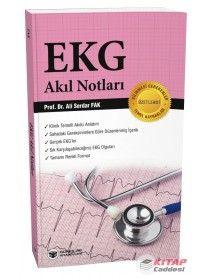 EKG Akıl Notları  #kitap, #medikal, #tıp, #doktor, #tipkitapcisi, #tıpfakultesi, #hemşire