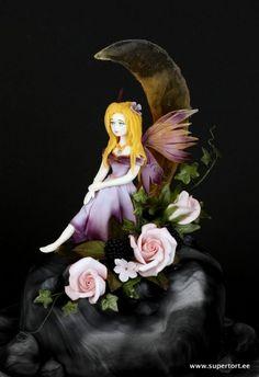 Moonlight Fairy Cake