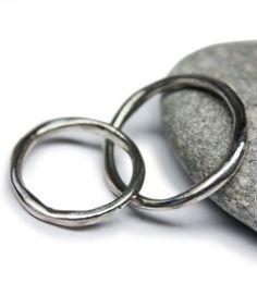 Obrączki II SAVVY // srebro - SAVVYjewellery - Obrączki
