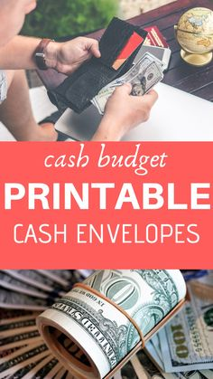 Cash envelope system needs cash envelope printables and templates. These easy cash envelope pdf ideas are super easy and will make budgeting better Budget Envelopes, Money Envelopes, Envelope Budget System, Cash Envelope System, Budgeting System, Budgeting Finances, Finance Websites, Money Chart, Amigurumi