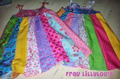 2 von 10 Trägerkleid nach dem Schnitt Basic No 22 von Lillesol&Pelle
