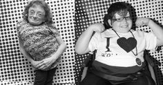 """[dis]ABLED Inside Out"" comprises 3,000 photographs to portray the identity of individuals with a disability. http://on.mash.to/1N72KCu"