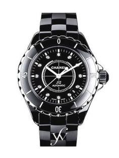 Chanel J12 Ceramic [ FinestWatches.com ] #Chanel #watch #design