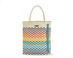 """Freitag """"Reference R515 Williams Woven Beach Tote Bag"""""""