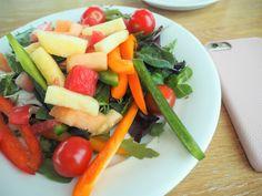 Å leve med hudsykdom - vibekedehli. Healthy Food, Healthy Recipes, Fruit Salad, Lifestyle, Health Recipes, Healthy Food Recipes, Healthy Foods, Fruit Salads, Healthy Eating
